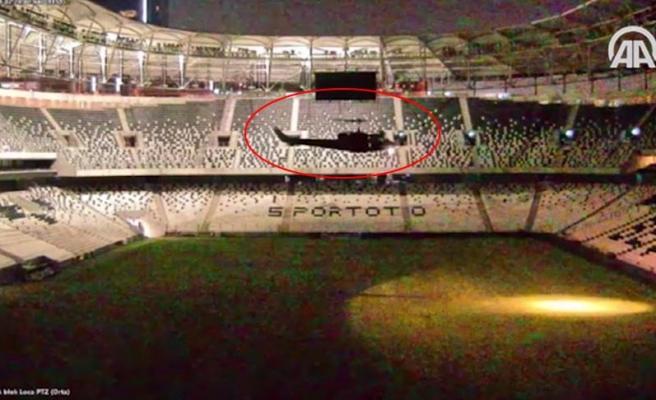 Vodafone Arena'ya inip Digitürk'ü ele geçirmişler