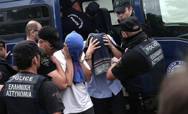 Yunanistan'a kaçan 8 darbeci askerle ilgili yeni gelişme