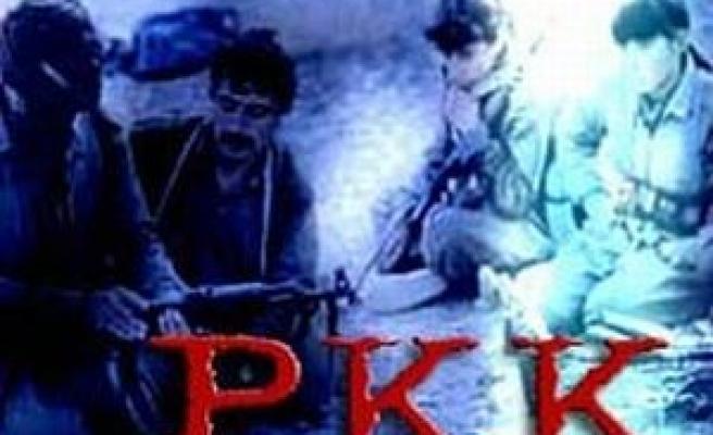PKK operasyonu: 8 gözaltı
