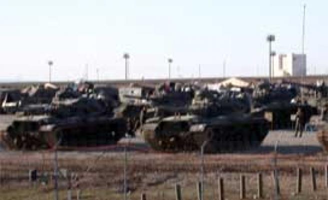 Suriye'de IŞİD'den Türk tanklarına roketli saldırı: 2 şehit, 5 yaralı