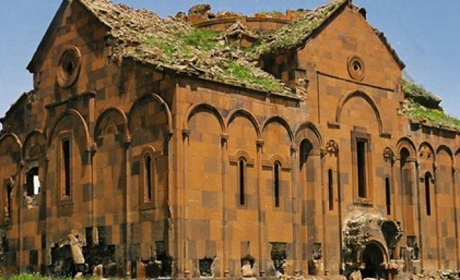 Ani Harabeleri, UNESCO Dünya Kültür Mirası Listesi'ne dahil edildi