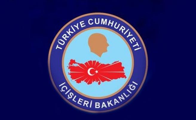 İçişleri Bakanlığında 20 mülki idare amiri görevden uzaklaştırıldı
