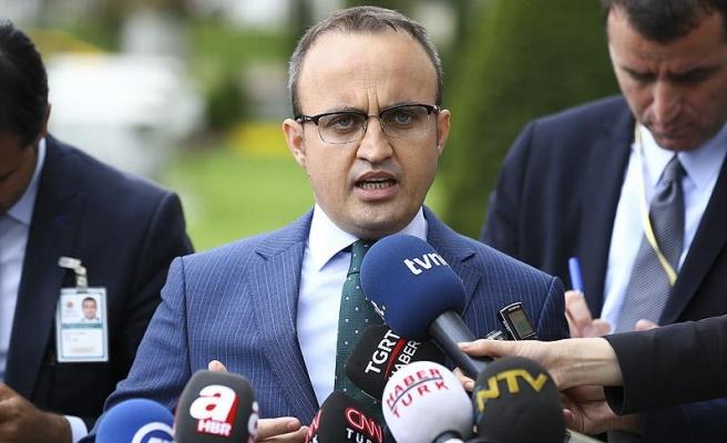 AK Parti Grup Başkanvekili Turan: CHP, FETÖ ayarlarına dönmeye başladı