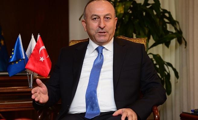 Bakan Çavuşoğlu: 'YPG Rakka'nın içine girmeyecek' dediler, bunun böyle olmasını temenni ederiz