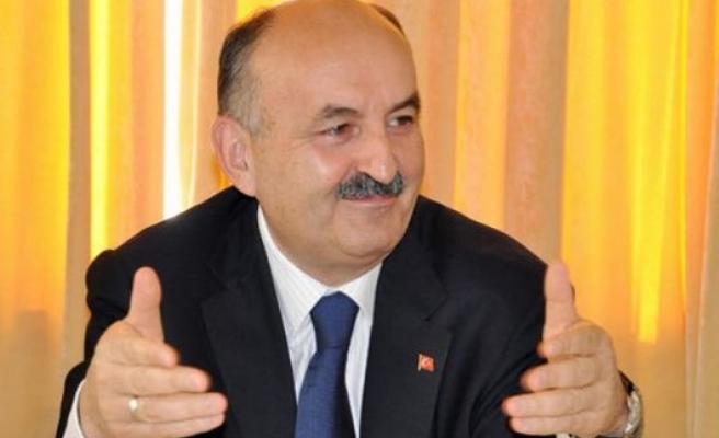 Bakan Müezzinoğlu'ndan