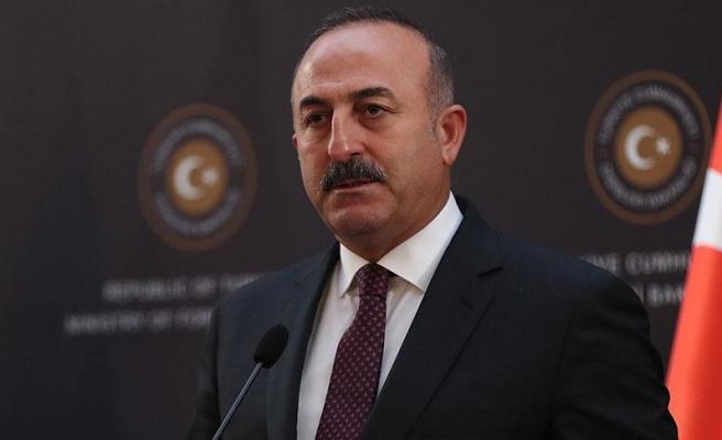 Dışişleri Bakanı Çavuşoğlu'ndan Ermenilere DEAŞ cevabı