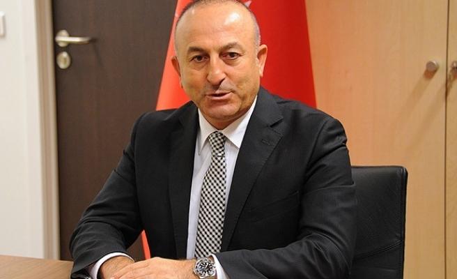 Çavuşoğlu, BM Genel Sekreteri Ban Ki Moon ile darbe girişimi ve OHAL'i konuştu