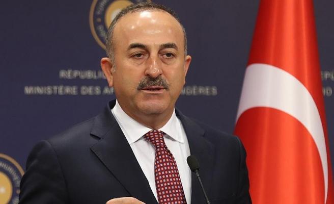 Dışişleri Bakanı Çavuşoğlu'ndan Avrupa'ya HDP tepkisi