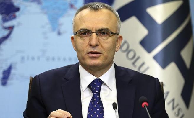 Maliye Bakanı Ağbal: ÖTV indirimi kapsamındaki beyaz eşya satışları yüzde 42 arttı