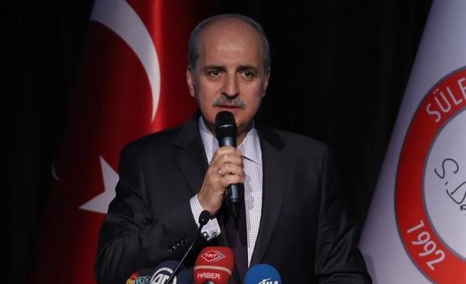 Kurtulmuş: Türkiye'deki kampanya ile ne alakanız var?