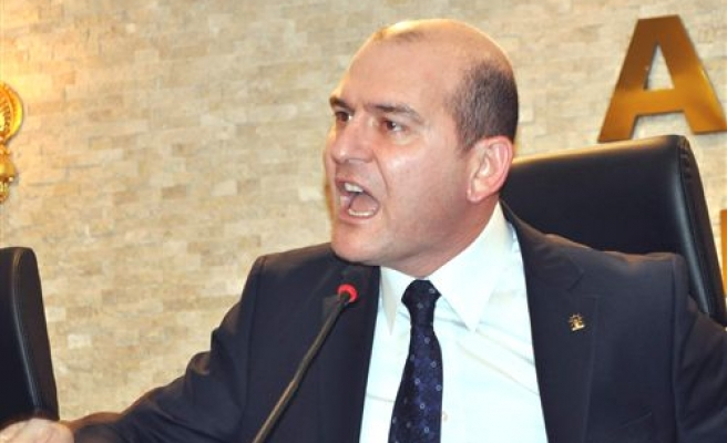 İçişleri Bakanı Soylu, Ala'dan görevi devraldı