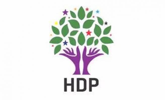 HDP Bursa İl Başkanı Akgün gözaltına alındı!