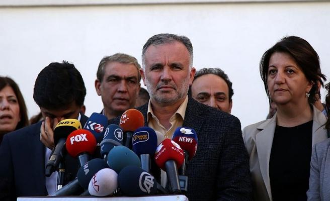 HDP Sözcüsü Bilgen: TBMM Genel Kurulu ve komisyon çalışmalarına katılmayacağız