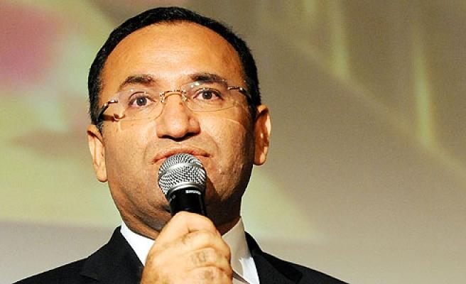 Adalet Bakanı Bozdağ'dan Oğan hakkında suç duyurusu