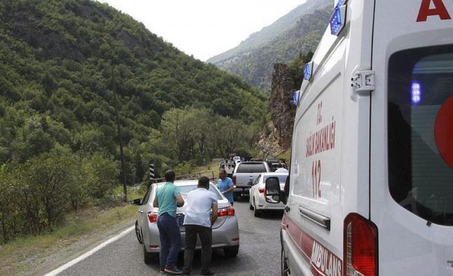Kılıçdaroğlu'nun konvoyuna yapılan saldırıda yaralanan er şehit oldu