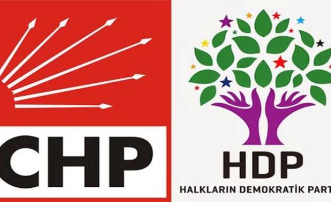 Başbakan'ın PKK ile ilişkili dediği 14 bin öğretmene CHP ve HDP sahip çıktı