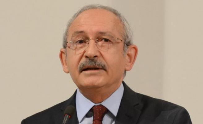 Kılıçdaroğlu : Darbecileri o mevkilere getirenler şu an ülkeyi yönetenlerdir
