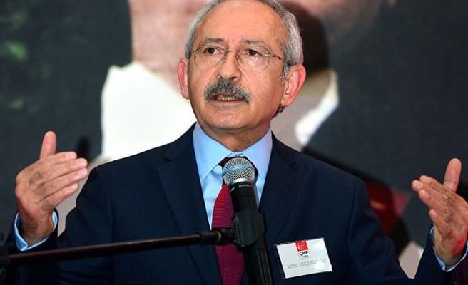 Kılıçdaroğlu: Ülkenin birliğini hepimiz savunmak zorundayız