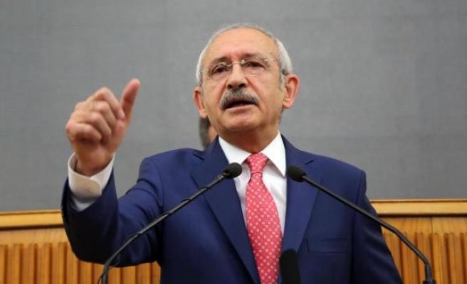 Kılıçdaroğlu: ''Suriyeliler'e vatandaşlık verilsin mi?' diye referanduma gidelim'