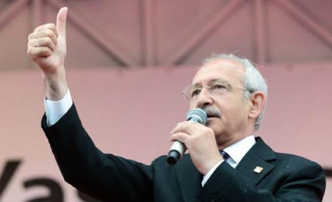 Kılıçdaroğlu: Ben bu milletin sağduyusuna güveniyorum