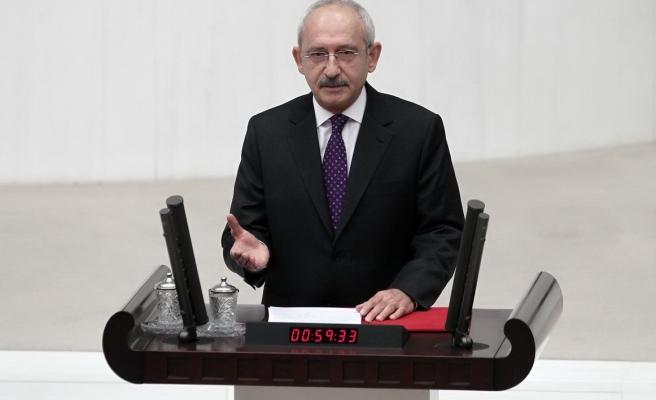 Kılıçdaroğlu'ndan bayram mesajı