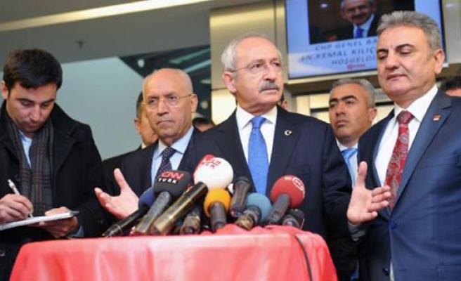 Kılıçdaroğlu: 15 Temmuz, başkanlık sisteminde olsaydı Türkiye diye bir ülke kalmamıştı
