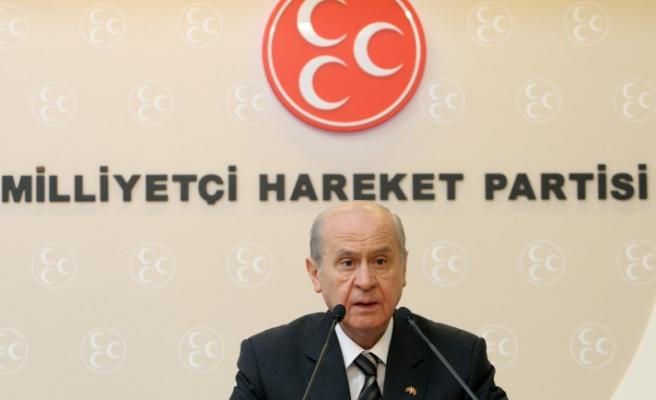Bahçeli: Türkiye ABD'nin eyaleti değildir