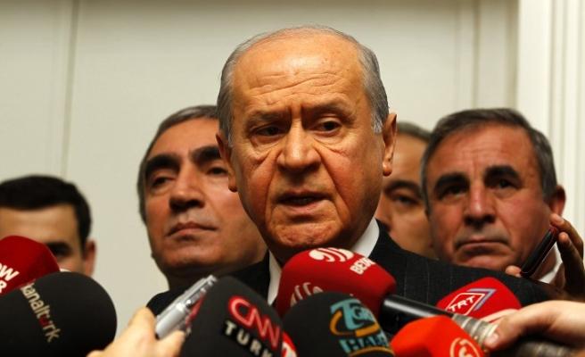 Bahçeli: Türkiye'yi bölmeye kimsenin gücü yetmez