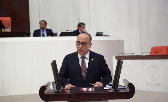 MHP'li Yönter'den Uzman Erbaş'ların Kadroya Alınmaları İçin Kanun Teklifi