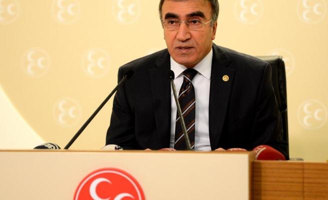 """MHP'li Öztürk: """"Hayırcılar Maddeleri Bir Defa Okusalar Eminim Ki Üsluplarını Değiştirecekler"""""""