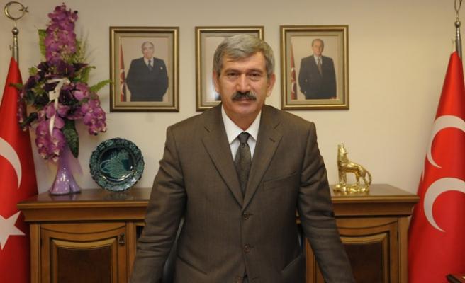 MHP'li Çetin: Türkiye, Kıbrıs'ta 'ver kurtulcu' politikasını değiştirmelidir