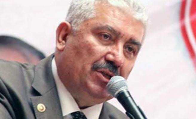 MHP'li Yalçın'dan CHP'li Böke'ye:  CHP artık HDP ağzını terk etmeli