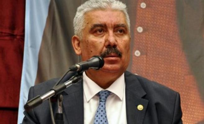 MHP'li Yalçın: CHP, profesyonel bir rot balans ayarı yaptırmalıdır