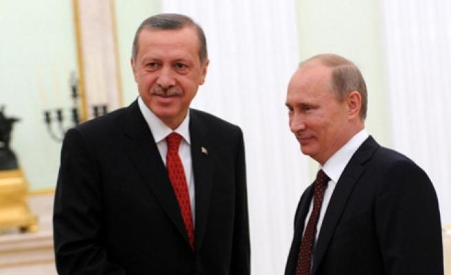 Erdoğan Rusya'ya gidiyor
