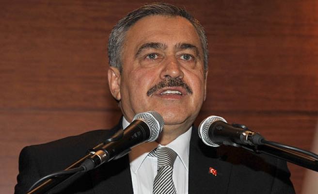 Bakan Eroğlu: Irak konuşuyor ama kendi sınırlarını koruyamıyor
