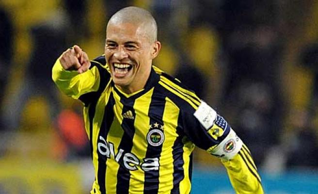 Alex de Souza: Fenerbahçe'ye gelmek istemiyorum