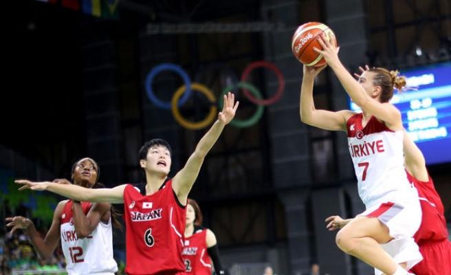 A Milli Kadın Basketbol Takımı'nın çeyrek finaldeki rakibi İspanya oldu