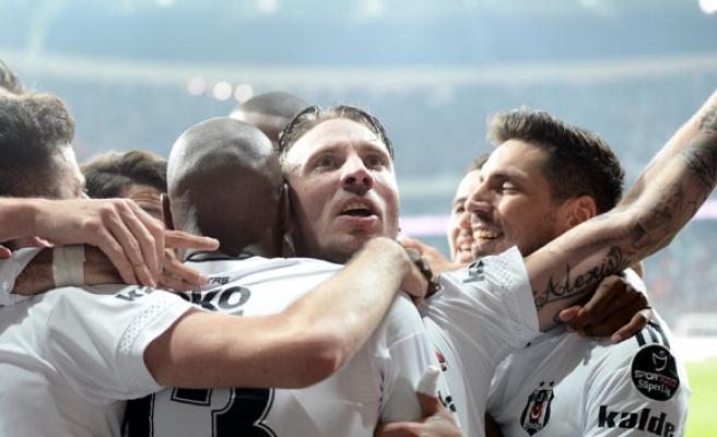 Beşiktaş Vodafone Arena'da firesiz