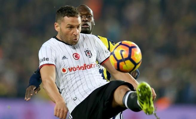 Beşiktaşlı Tosic, 5 Milyon Euroya Çin'e Transfer Oldu
