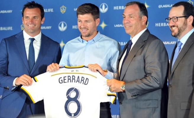 İngiliz Basını: Gerrard, Celtic'e Gidiyor