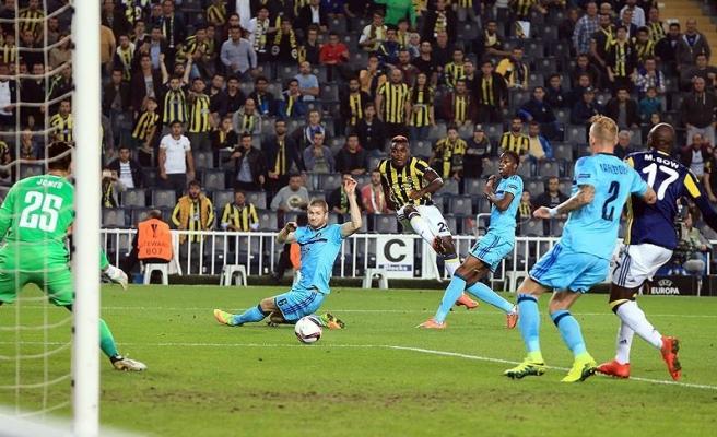 Fenerbahçe'de forvetler iş başında