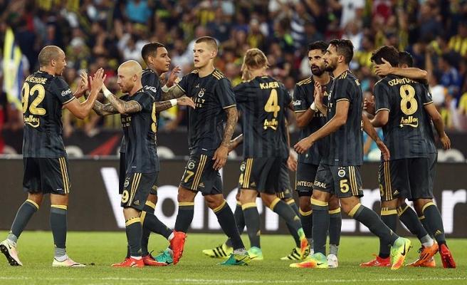 Fenerbahçe Zorya karşılaşması beraberlikle sonuçlandı
