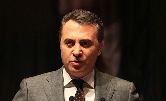 Fikret Orman:''Vodafone Arena Stadı ile geçmişten gelen kayıplardan kurtulduk''