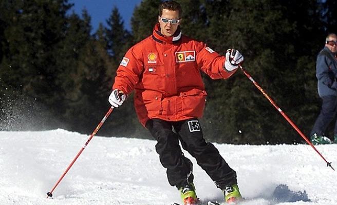 'Schumacher yürüyemiyor'