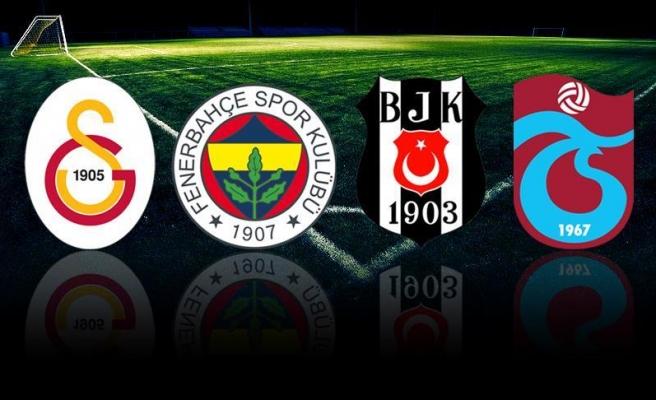 Galatasaray, Fenerbahçe, Beşiktaş ve Trabzonspor kulüpleri anma mesajı yayımladı