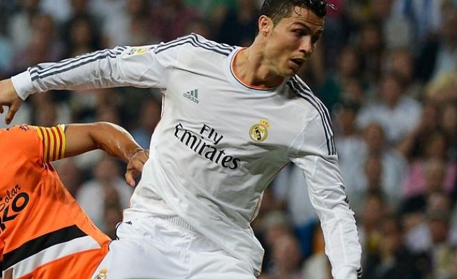 'Hat-trick' makinesi Cristiano Ronaldo