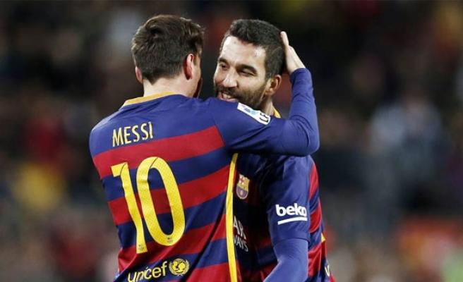 Lionel Messi: Umarım Arda En Kısa Sürede Milli Takıma Döner