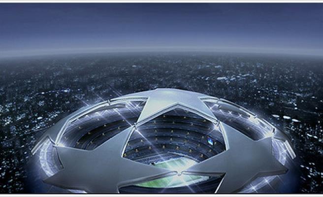 UEFA Şampiyonlar Ligi'nde 5. hafta heyecanı