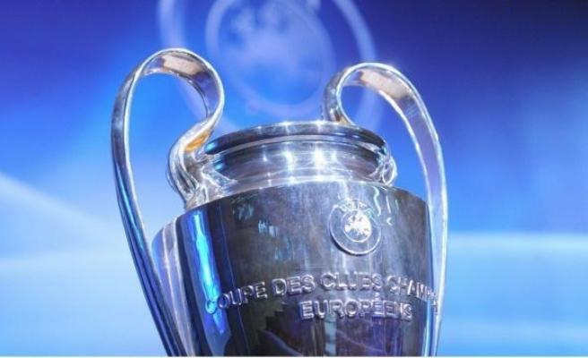 UEFA Şampiyonlar Ligi'nde ilk haftanın sonuçları