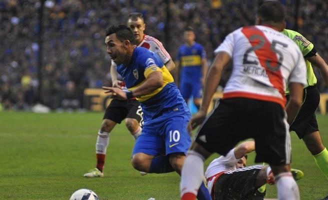 Arjantinli Futbolcu Carlos Tevez Boca Juniors'a Transfer Oldu